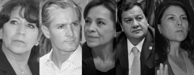 debate edomex candidatos