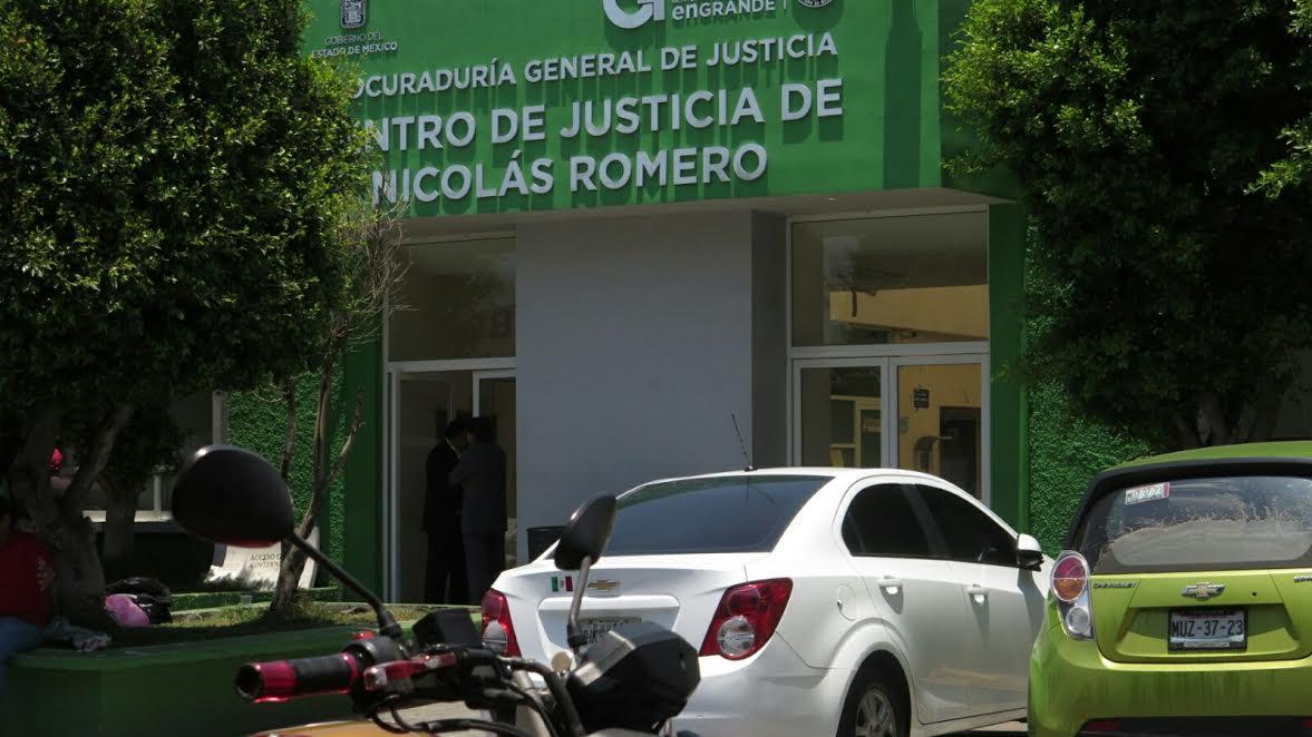 centro de justicia nicolas romero