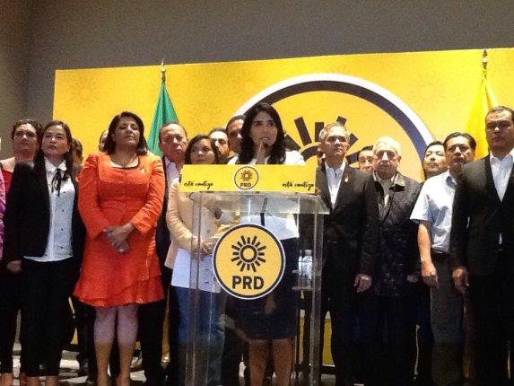 Frente Amplio Democrático PRD PRD