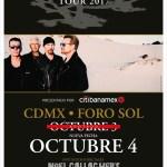 U2 abre nueva fecha en México 4
