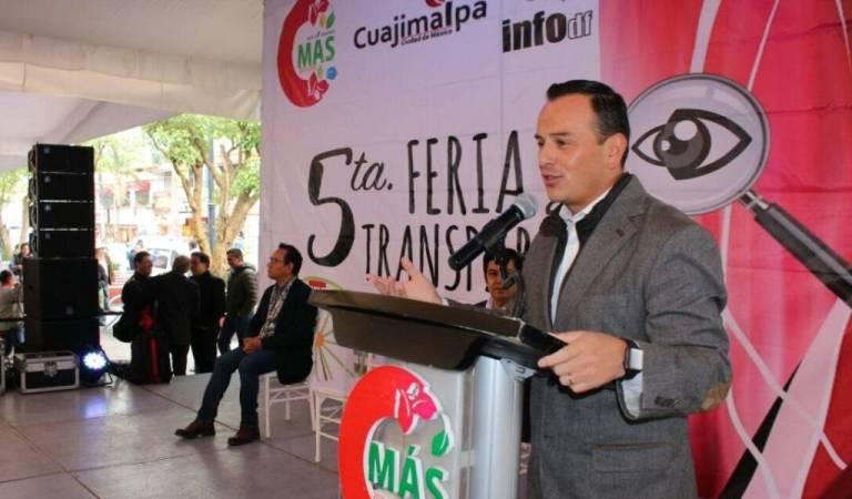 Cuajimalpa presenta avances en la Quinta Feria de Transparencia 2017