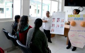 En Chiapas se promueve la autoexploración mamaria 4