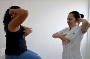 En Chiapas se promueve la autoexploración mamaria 9
