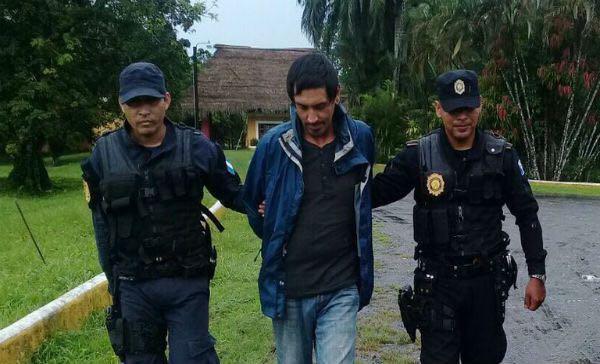 Capturan al «Matanovias» en Guatemala, solicitarán su extración