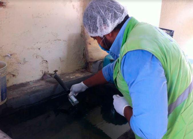 bacteria de cólera en Chiapas