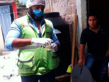 no hay cólera en Chiapas