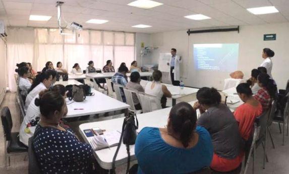 Hospital Regional de Tuxtla implementa el proyecto Modelo de Atención Obstétrica 1