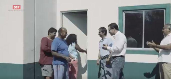 SFH - entrega casas en juchitán