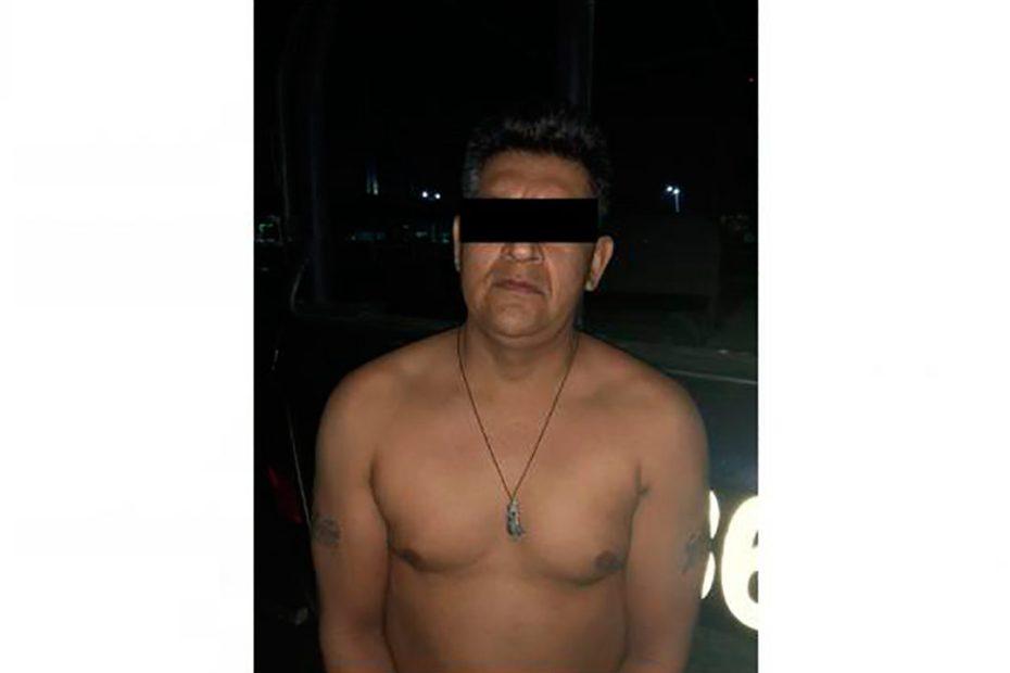 Erick Uriel 'N', alias 'La Rana',