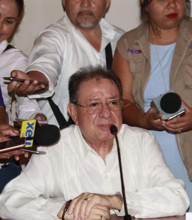 Manuel Óscar Enciso Villarreal, director general de Corportivo Enciso.