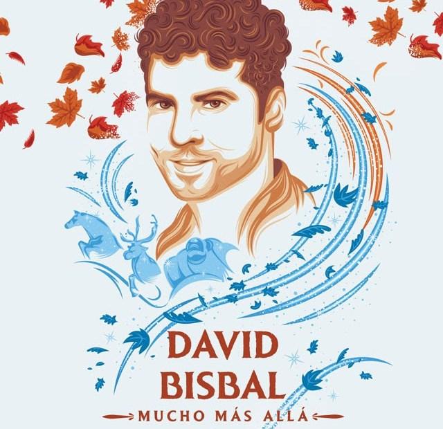 DAVID BISBAL INTERPRETARÁ LA CANCIÓN DE CRÉDITOS FINALES DE FROZEN 2 3