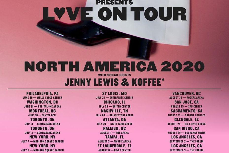 """Conciertos confirmados de Harry Styles """"Love On Tour"""" en México 6"""