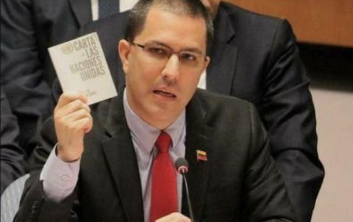 venezuela Jorge Arreaza M