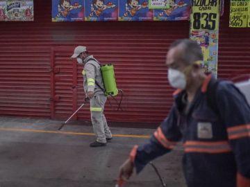 Confirmados 585 casos de coronavirus en México 5