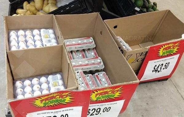 PROFECO inicia procesos contra Walmart y Bodega Aurrerá por alza de productos de la canasta básica 1