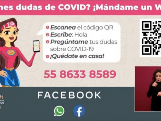 ¡Susana Distancia ya tiene WhatsApp! 1