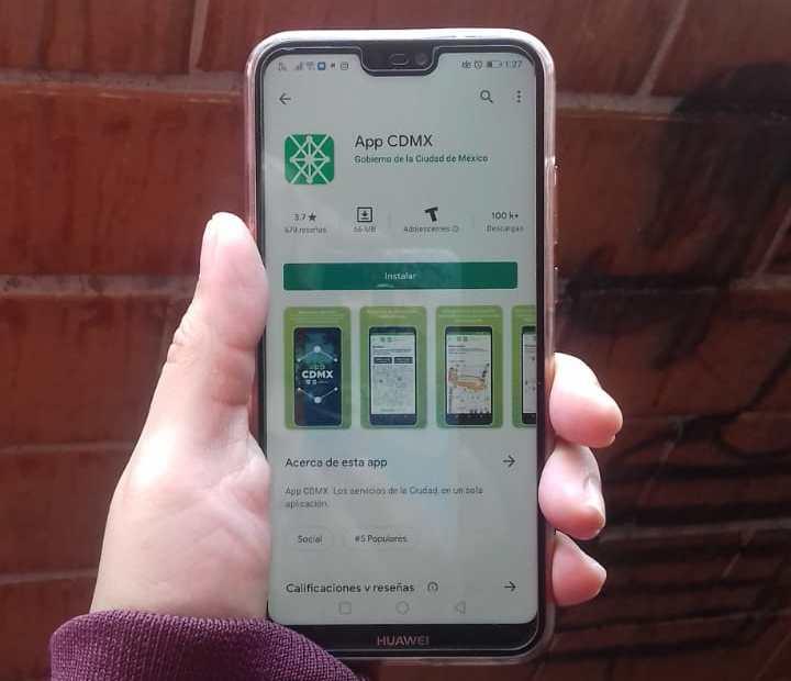 CDMX presenta app para ubicar hospitales disponibles para atender pacientes con COVID-19 1