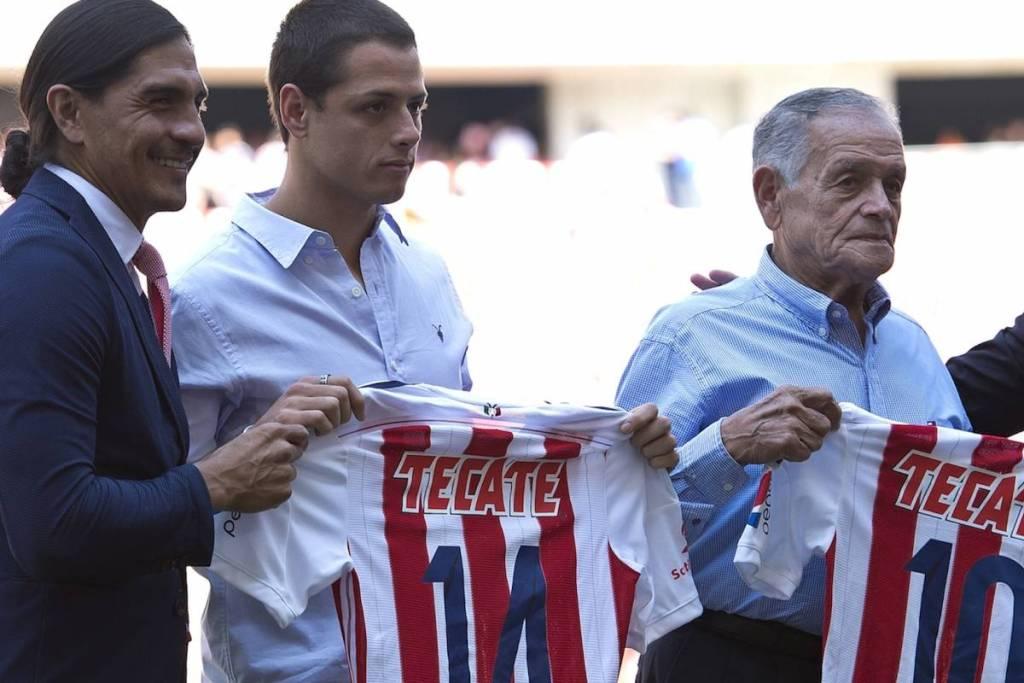 Falleció Tomás Balcázar, leyenda de Chivas 3