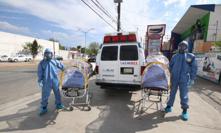 IMSS confirma que en Tlalnepantla hay 20 médicos contagiados con COVID-19 1