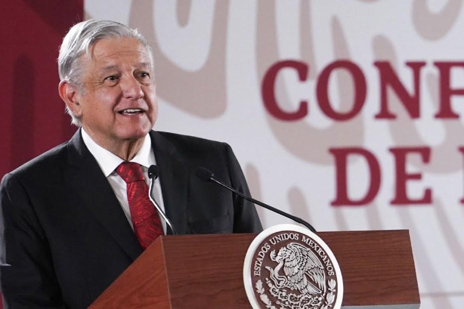 """""""Me gustaría que la emergencia sanitaria se levantara el 10 de mayo"""": López Obrador 1"""