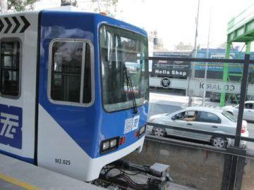 Por mantenimiento, habrá cierre de estaciones del Tren Ligero 7