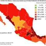 #COVID19 en México 11 de mayo 2020, casos defunciones y tasa de incidencia nacional y por estado 7