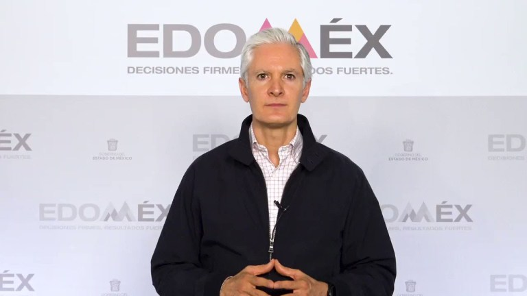 """Presenta Alfredo Del Mazo """"Plan de Regreso Seguro a las actividades del Edomex"""" 1"""