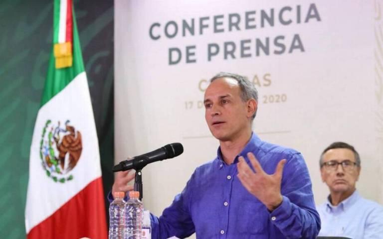 """""""¿Para qué necesitamos el veneno embotellado?"""", López-Gatell en Chiapas 1"""