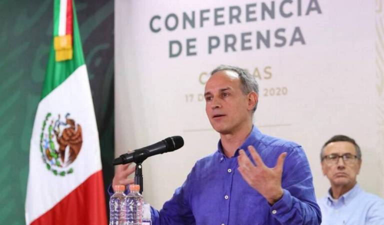 «¿Para qué necesitamos el veneno embotellado?», López-Gatell en Chiapas