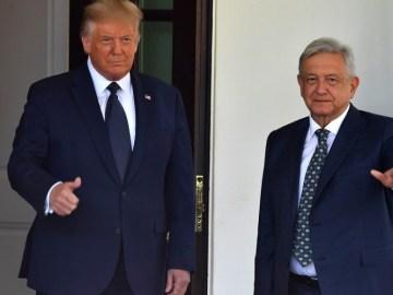 López Obrador aparece en spot de campaña de Trump rumbo a elecciones de EU 3