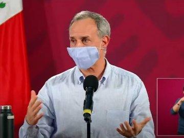 El uso obligatorio del cubrebocas, pondría en riesgo los derechos humanos: López-Gatell 1