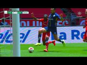 Goles Toluca VS Atlético San Luis 2 de agosto 2020 GUARD1ANES 5