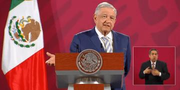 """""""Van a ser respetados y cuidados para que ejerzan su derecho a la libre manifestación"""": AMLO sobre FRENAAA 7"""