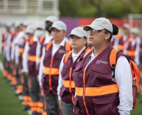 Con la Brigada Alcaldía Cuauhtémoc capacitan en protección civil a 700 personas 1