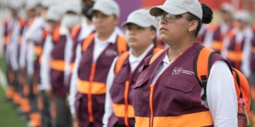 Con la Brigada Alcaldía Cuauhtémoc capacitan en protección civil a 700 personas 13