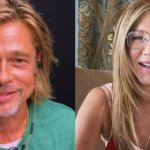 Así fue el reencuentro virtual entre Jennifer Aniston y Brad Pitt (Video) 12