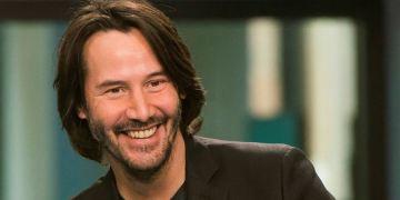 Keanu Reeves está cumpliendo 56 años y las redes lo celebran 12