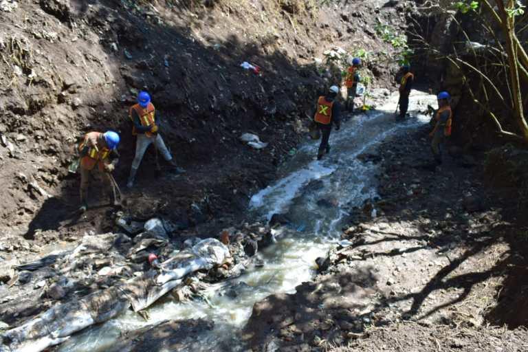 Recupera Gobierno capitalino Río Magdalena integralmente 1