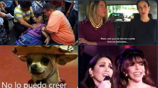 """¿Ana Gabriel le dedicó """"Simplemente Amigos"""" a Verónica Castro? (mejores memes) 1"""