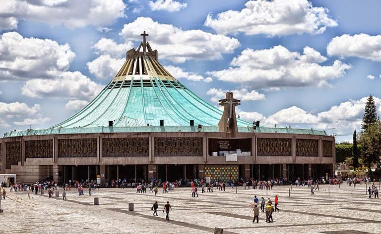 Para evitar aglomeraciones, autoridades analizan cierre de la Basílica de Guadalupe 11 y 12 de diciembre 1