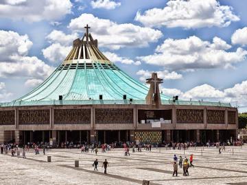 Para evitar aglomeraciones, autoridades analizan cierre de la Basílica de Guadalupe 11 y 12 de diciembre 9