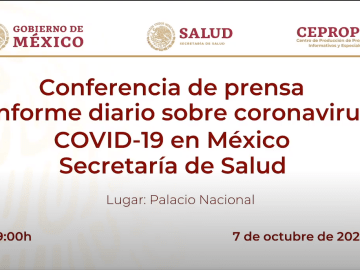 México alcanza las 82 mil 726 muertes por COVID-19 4