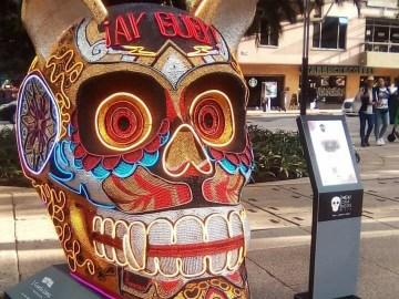 Vuelven Mexicráneos a Paseo de la Reforma 2