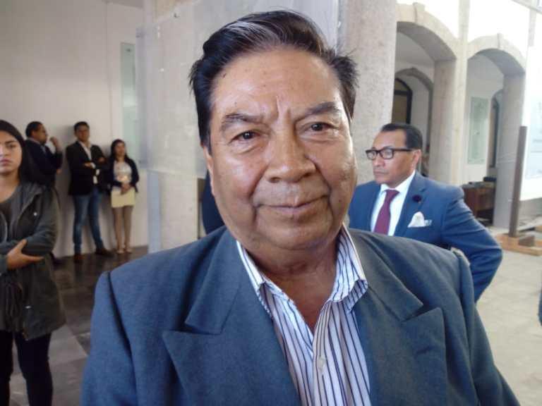 Fallece por Covid-19, Joel Molina, senador de Morena 1