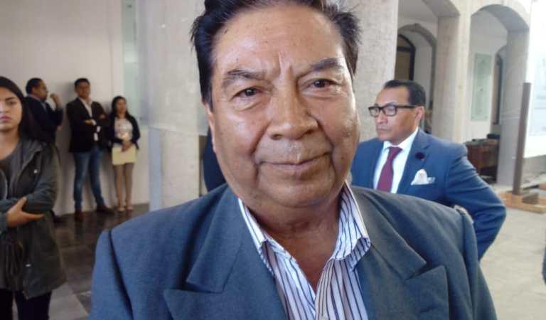 Fallece por Covid-19, Joel Molina, senador de Morena