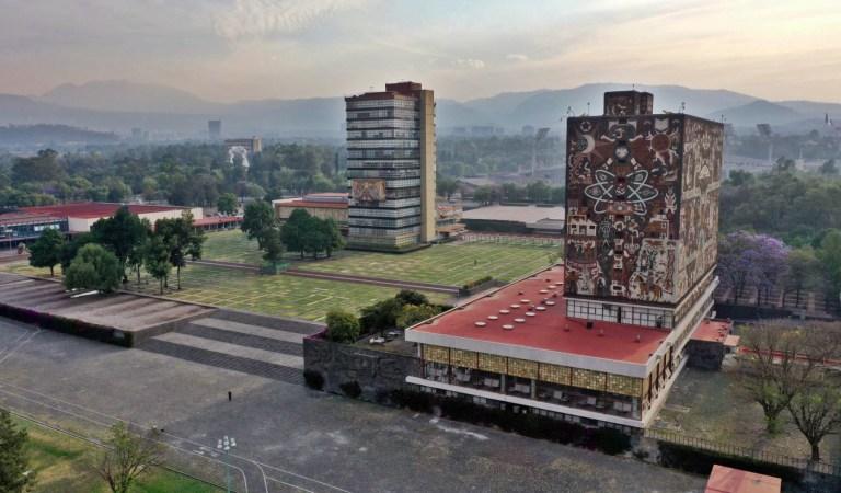 Ante COVID-19, UNAM suspende reuniones académicas, de difusión y culturales hasta 2021