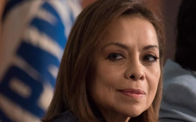 Josefina Vázquez Mota, senadora del PAN, dio positivo a Covid-19 1