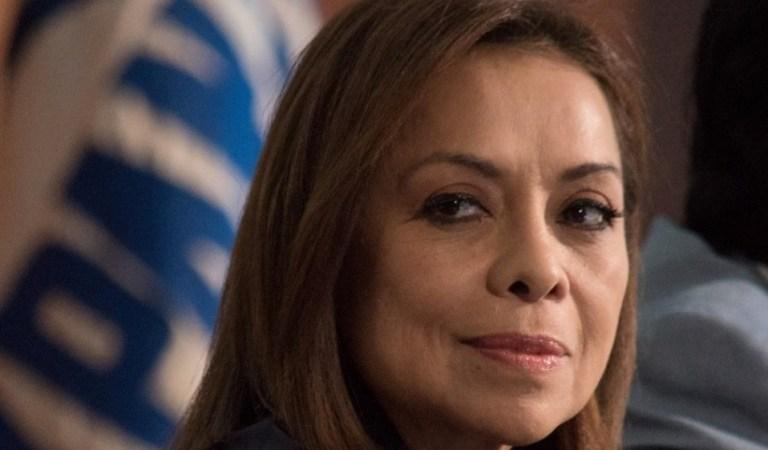 Josefina Vázquez Mota, senadora del PAN, dio positivo a Covid-19