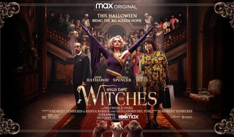 ¡Las brujas son reales y están en todas partes!, checa el tráiler oficial de «The Witches»