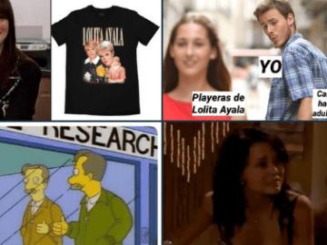 Lolita Ayala lanza su colección oficial de playeras inspiradas en noticiero y las redes explotan (mejores memes) 2